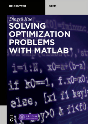 Solving Optimization Problems with MATLAB®