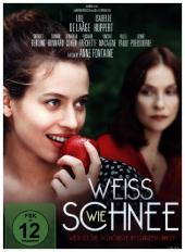 Weiß wie Schnee - Wer ist die Schönste im ganzen Land?, 1 DVD Cover
