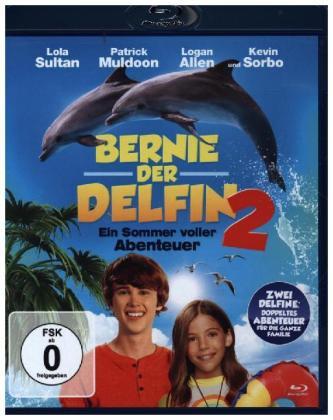 Bernie, der Delfin 2 - Ein Sommer voller Abenteuer, 1 Blu-ray