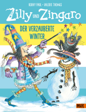 Zilly und Zingaro. Der verzauberte Winter Cover