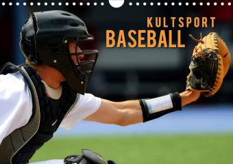 Kultsport Baseball (Wandkalender 2021 DIN A4 quer)