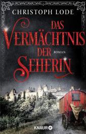 Das Vermächtnis der Seherin Cover