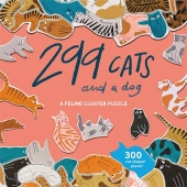 299 Cats (and a dog)