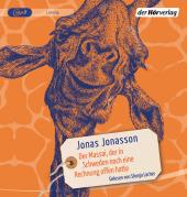 Der Massai, der in Schweden noch eine Rechnung offen hatte, 1 Audio, MP3 Cover