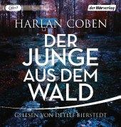 Der Junge aus dem Wald (Wilde #1), 1 Audio, MP3