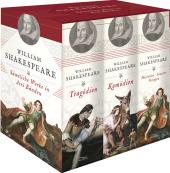 Sämtliche Werke in drei Bänden, 3 Bände