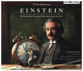 Einstein, 1 Audio-CD Cover