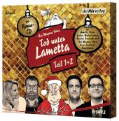 Tod unter Lametta Teil 1 + 2, 4 Audio-CD