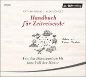 Handbuch für Zeitreisende, 2 Audio-CD Cover