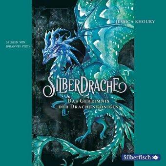 Das Geheimnis der Drachenkönigin, 4 Audio-CD