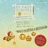 Die kleine Hummel Bommel feiert Weihnachten, 1 Audio-CD Cover