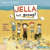 Jella hat genug!, 3 Audio-CD Cover