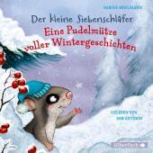 Eine Pudelmütze voller Wintergeschichten, 1 Audio-CD