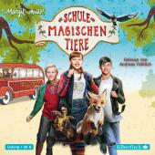 Die Schule der magischen Tiere: Das Hörbuch zum Film, 2 Audio-CD