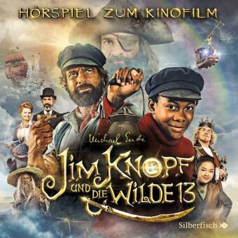 Jim Knopf und die Wilde 13 - Das Filmhörspiel, 1 Audio-CD