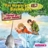 Narwal in großer Gefahr, 1 Audio-CD Cover
