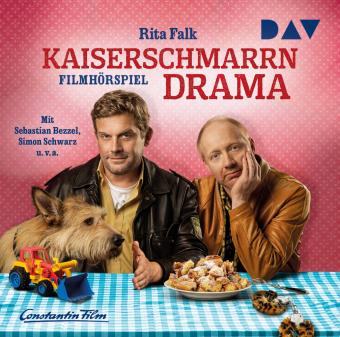 Kaiserschmarrndrama, 2 Audio-CD