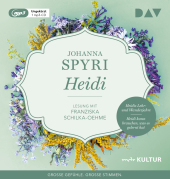 Heidi, 1 Audio-CD, MP3