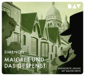 Maigret und das Gespenst, 4 Audio-CD
