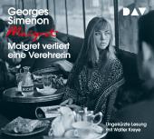 Maigret verliert eine Verehrerin, 4 Audio-CD