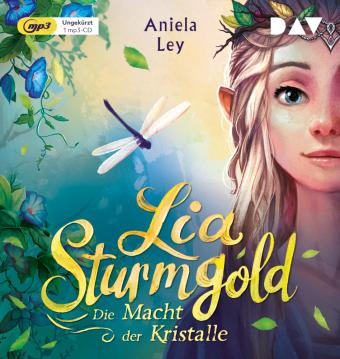 Lia Sturmgold - Teil 1: Die Macht der Kristalle, 1 Audio-CD, MP3
