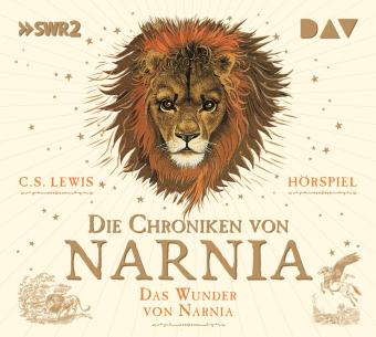 Die Chroniken von Narnia - Teil 1: Das Wunder von Narnia, 2 Audio-CD