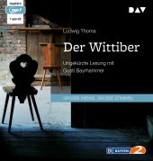 Der Wittiber, 1 Audio-CD, MP3