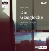 Die Glasglocke, 1 Audio-CD, MP3