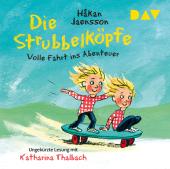 Die Strubbelköpfe - Volle Fahrt ins Abenteuer, 2 Audio-CD