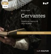 Cervantes, 1 Audio-CD,