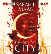 Crescent City - Teil 1: Wenn das Dunkel erwacht, 3 Audio-CD, MP3