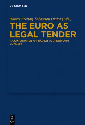 The Euro as Legal Tender