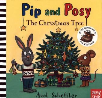 Pip and Posy The Christmas Tree