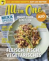 All in One - Fleisch, Fisch, Vegetarisches Cover