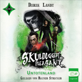 Skulduggery Pleasant 13 - Untotenland, 2 Audio-CD, MP3