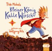 Kleiner König Kalle Wirsch, 1 MP3-CD