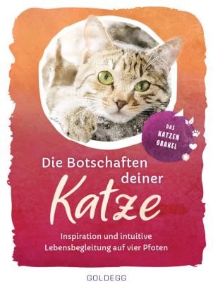Die Botschaften deiner Katze, 48 Karten + Begleitbuch