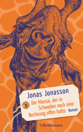 Der Massai, der in Schweden noch eine Rechnung offen hatte Cover