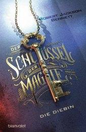Der Schlüssel der Magie - Die Diebin Cover