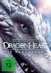 Dragonheart - Die Vergeltung, 1 DVD Cover