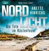 Nordlicht - Die Tote im Küstenfeuer, 2 Audio, MP3