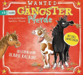 Gängster-Pferde, 2 Audio-CD