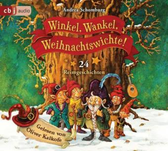 Winkel, Wankel, Weihnachtswichte!, 2 Audio-CD