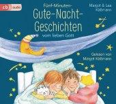 Fünf-Minuten-Gute-Nacht-Geschichten vom lieben Gott Cover