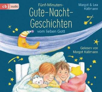 Fünf-Minuten-Gute-Nacht-Geschichten vom lieben Gott, 1 Audio-CD