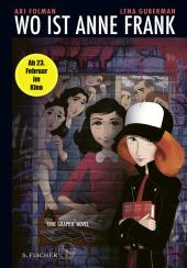 Kittys Tagebuch: Wo ist Anne Frank? Eine Graphic Novel