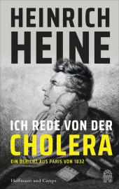 Ich rede von der Cholera Cover