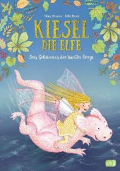 Kiesel, die Elfe - Das Geheimnis der bunten Berge Cover