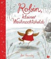Robin, kleiner Weihnachtsheld Cover