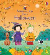 Nina und Jan feiern Halloween